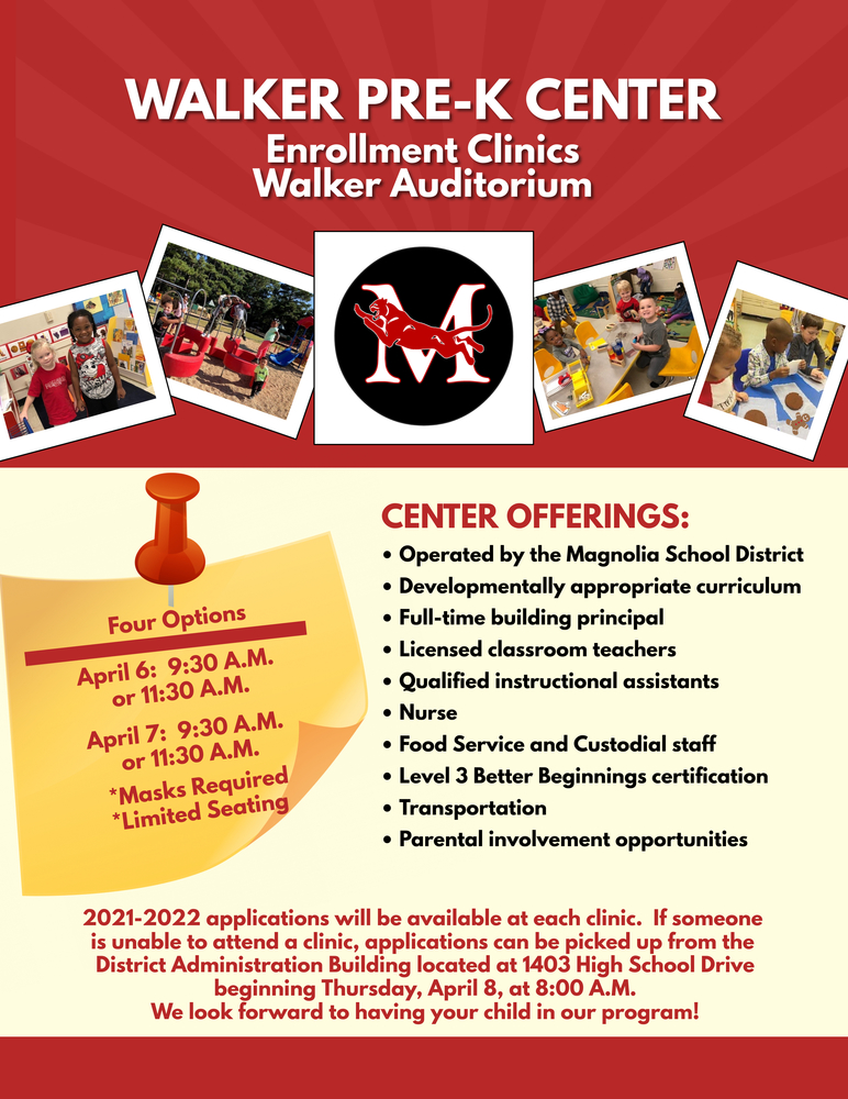 Enrollment Clinics
