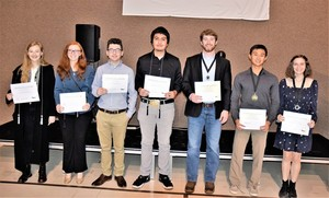 Students Receive Awards at MHS' Inaugural AP Banquet