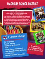 Walker Pre-Kindergarten Center Registration