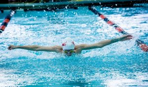 Panthers, Lady Panthers Battle in 4 Swim Meets