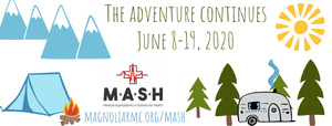 Applications for MASH (Medical Applications of Science for Health) Camp Now Available