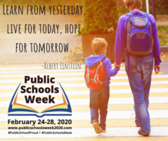 Magnolia School District Supports National Public School Week
