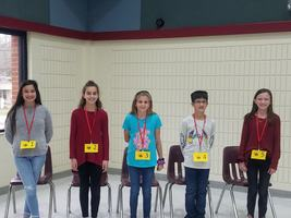 Columbia County Spelling Bee