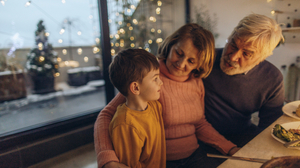 Help Your Child Cope With Holiday Social Stress