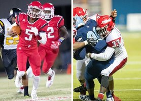 9 Panthers Named All-State, All-Conference