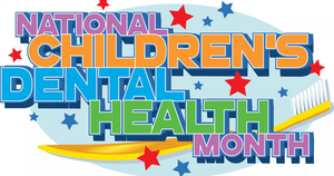 National Children's Dental Health Month Celebrated in February
