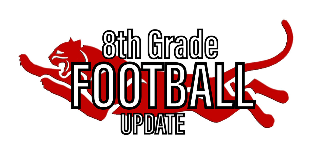 8th grade football update
