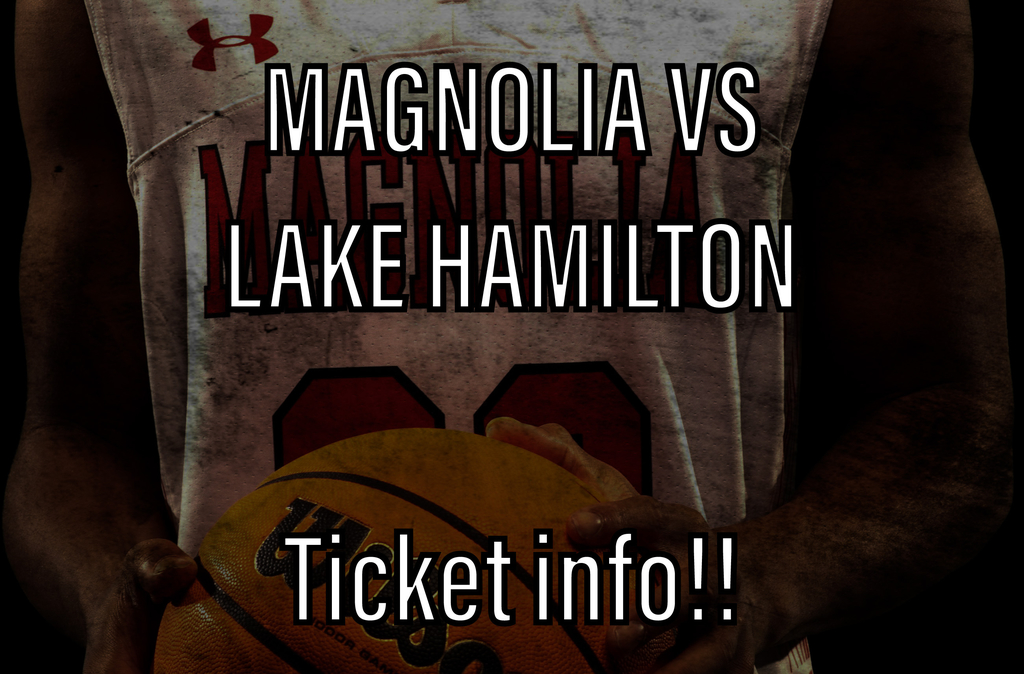 Panthers Vs Lake Hamilton Basketball