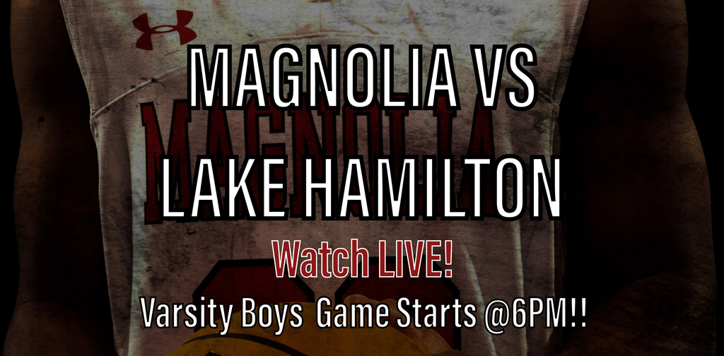 Panthers vs Lake Hamilton tonight at 6