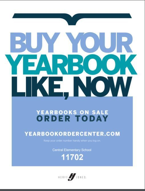 Central Yearbook Information