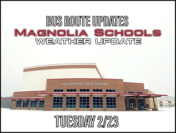 Tuesday bud route updates