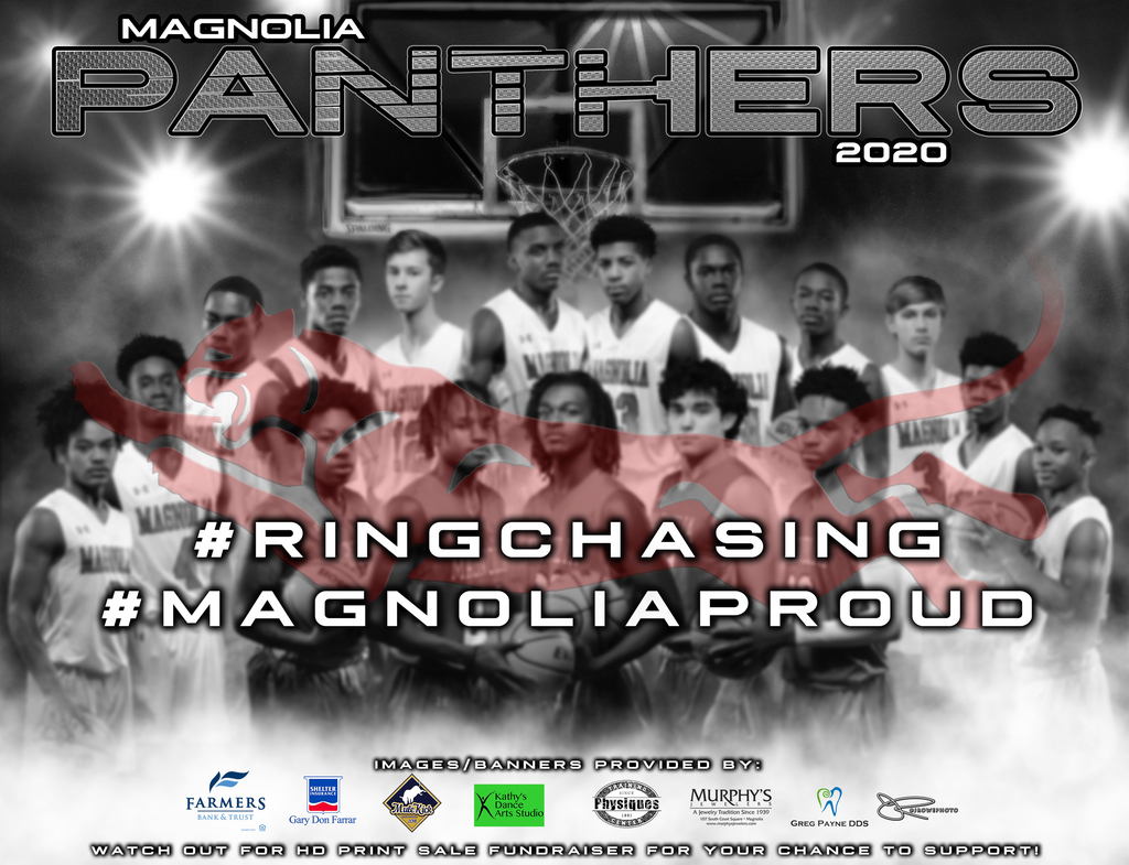 Magnolia Basketball Farmington