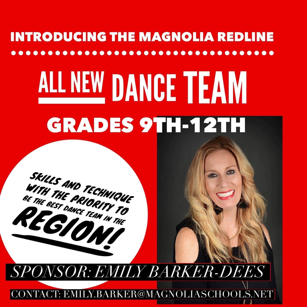 Mrs. Barker-Dees will be the new dance team sponsor.