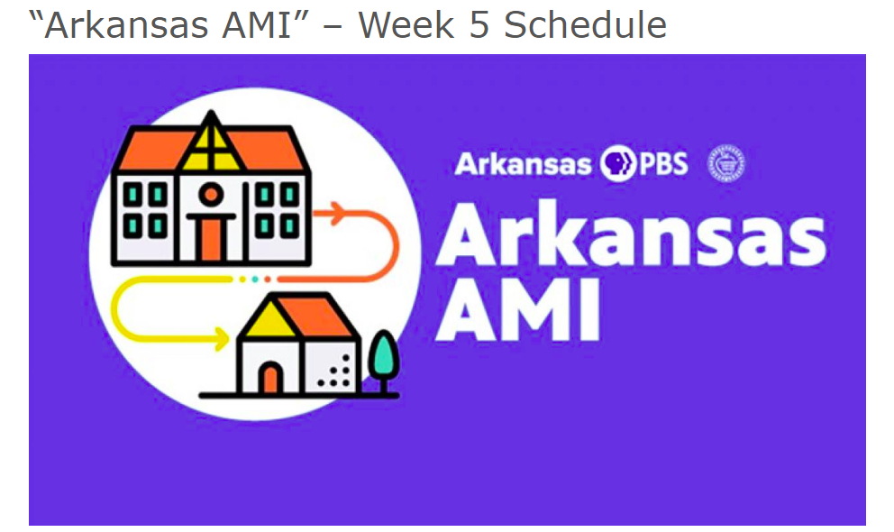 Arkansas AMI Week 5