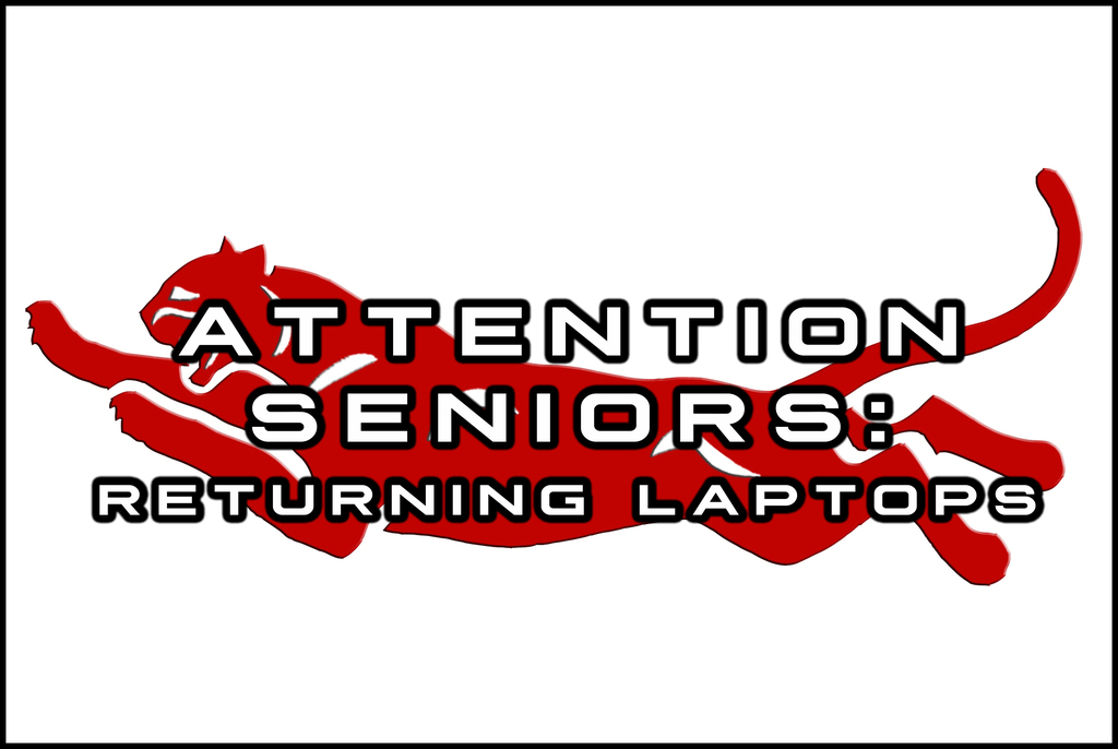 Seniors Returning Laptops