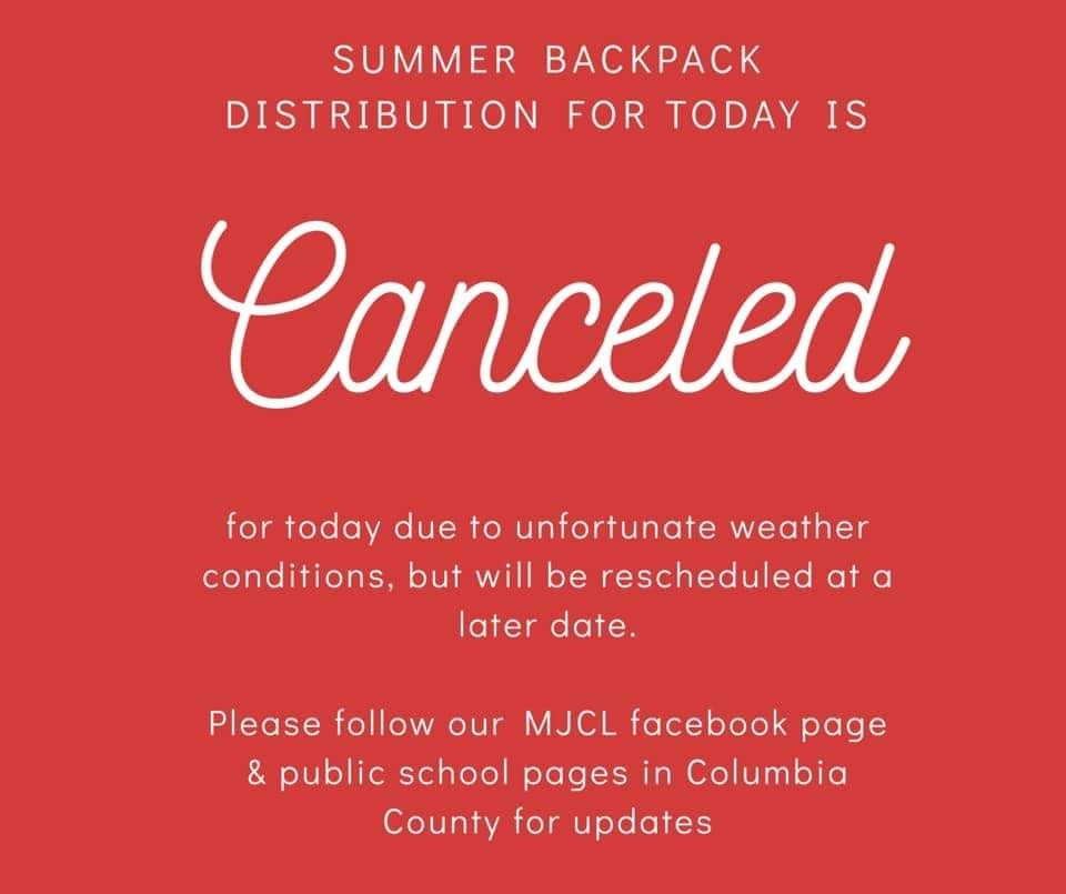 cancellation notice