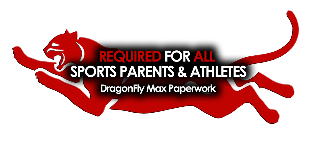 Required DragonFly Sports Paperwork