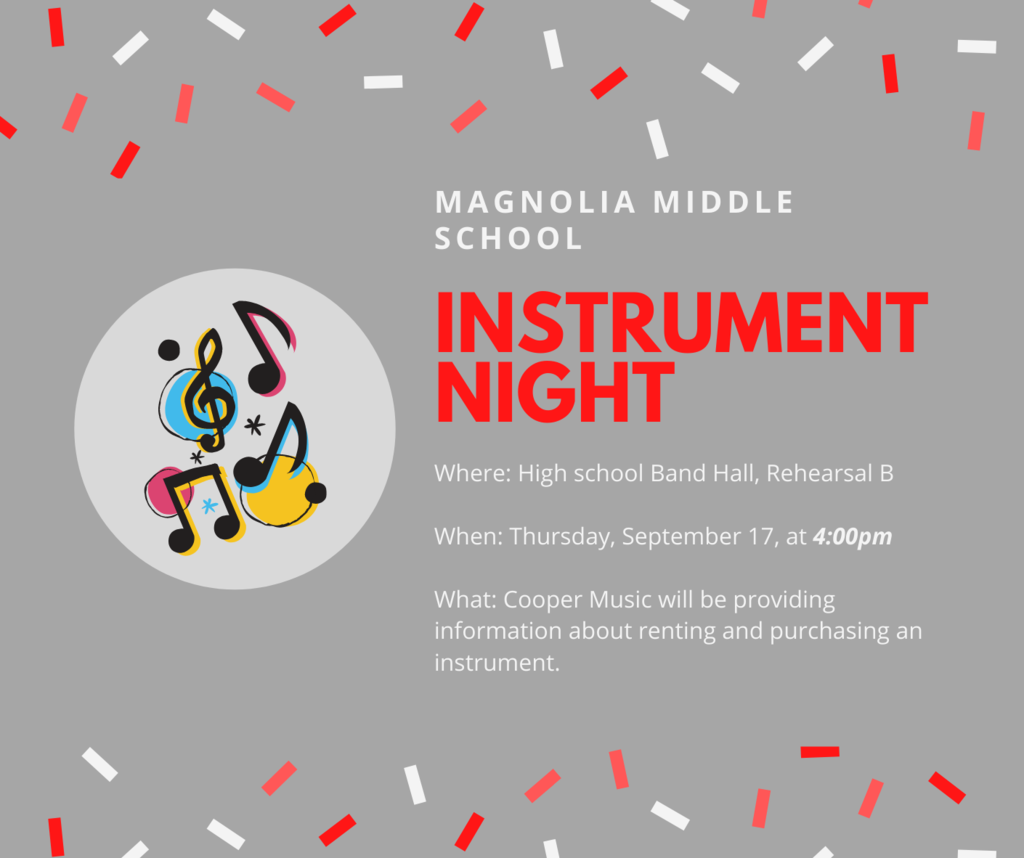 Instrument Night