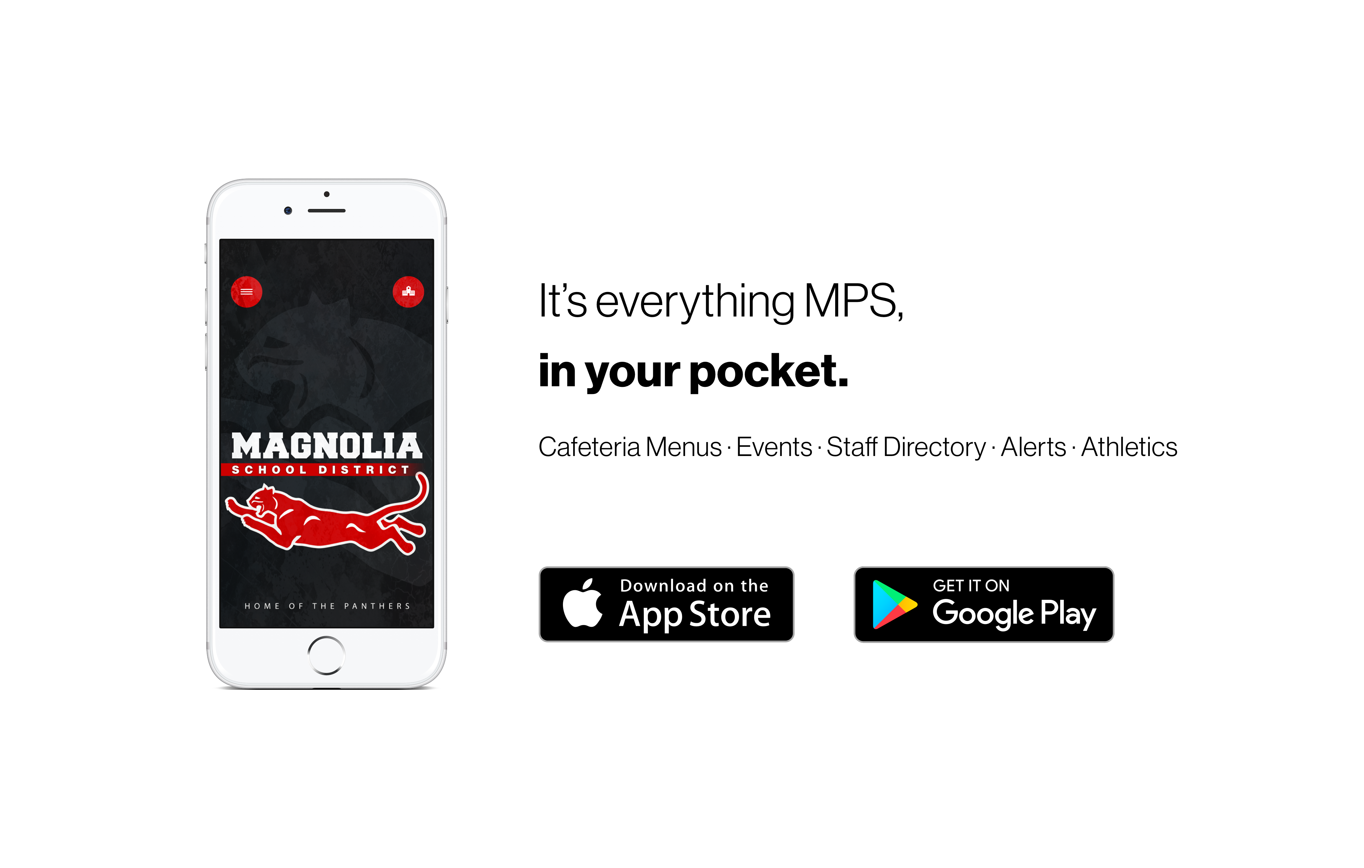 It's everything MPS, in your pocket.